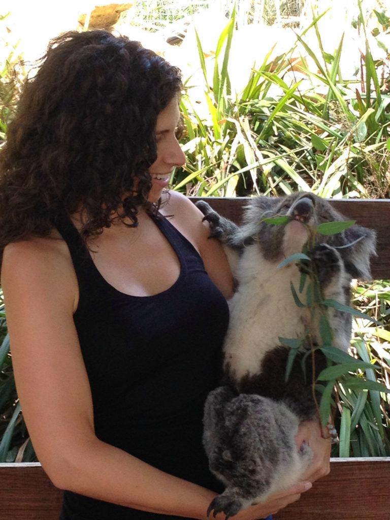 I held a Koala! Life-long dream come true!
