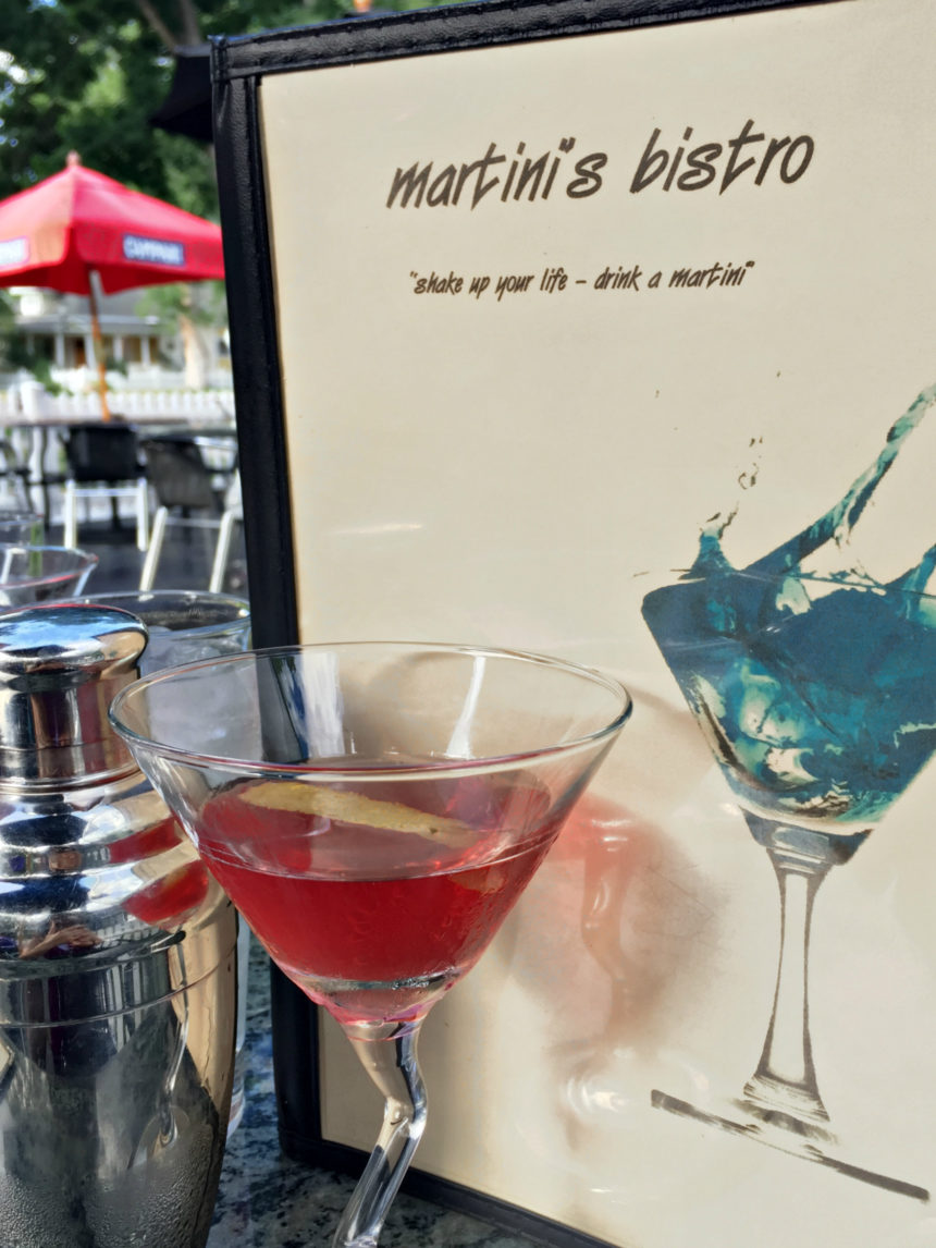 Martini's Bistro in Longmont, CO