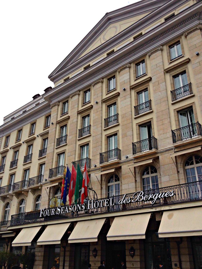 Hotel Review: Four Seasons Hotel des Bergues Geneva