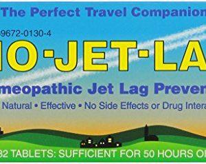 No Jet Lag Homeopathic Flight Fatigue Remedy