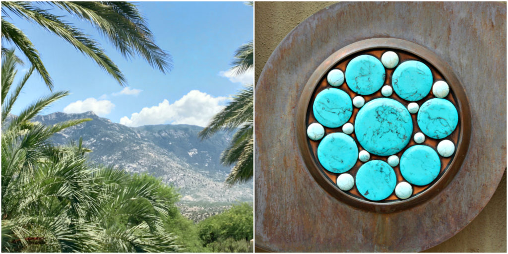 Relaxing mountain views and healing turquoise!