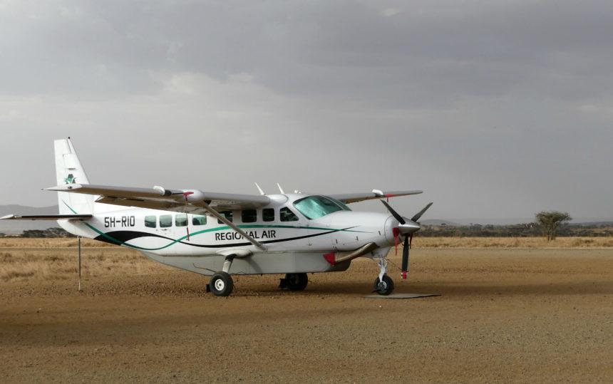 Bush Planes: A Mini-Bus in the Sky
