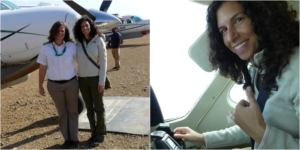 Me and Pilot Liz!