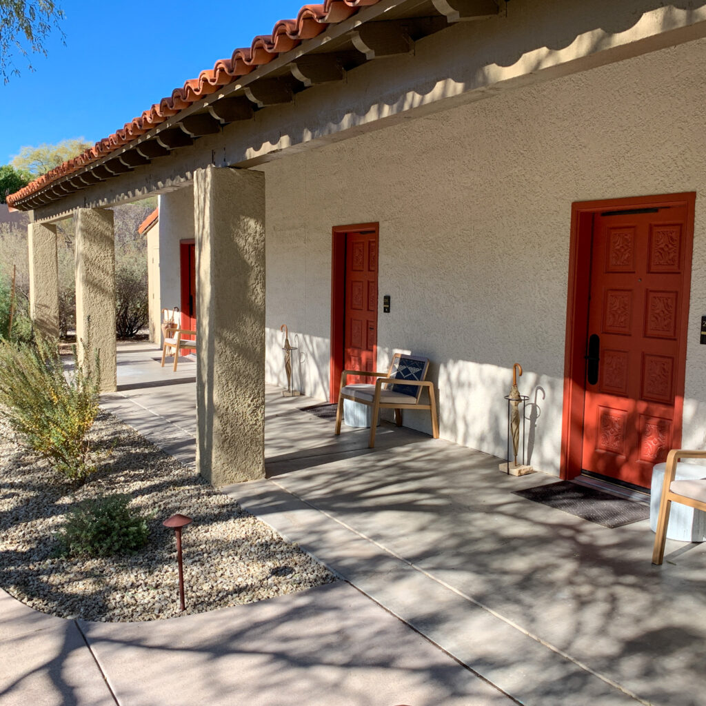 Canyon Ranch Tucson Reserve Rooms