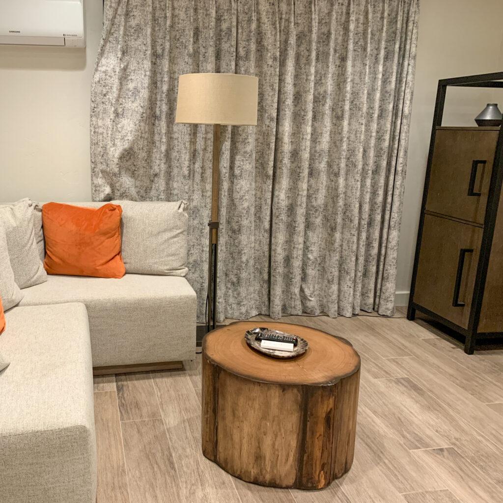 Canyon Ranch Tucson Executive Suite Sofa