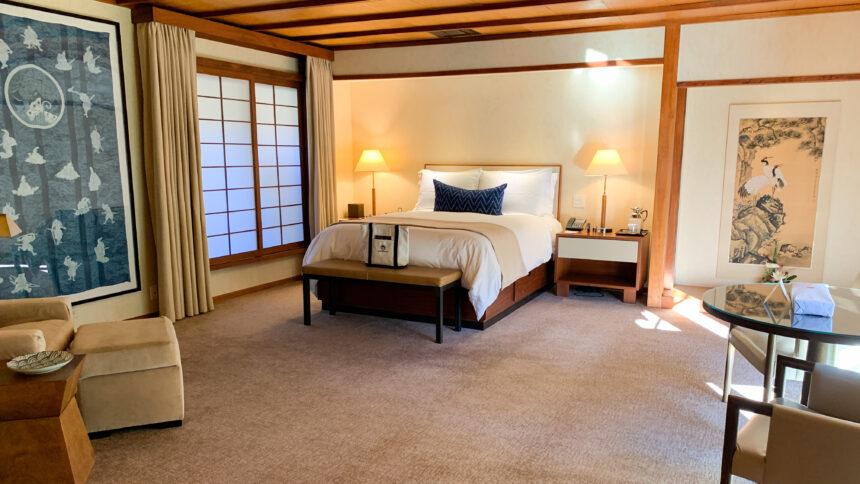 Hotel Review: Golden Door Spa & Resort